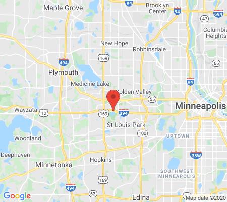 Google Map of Robinson Duffy's Location